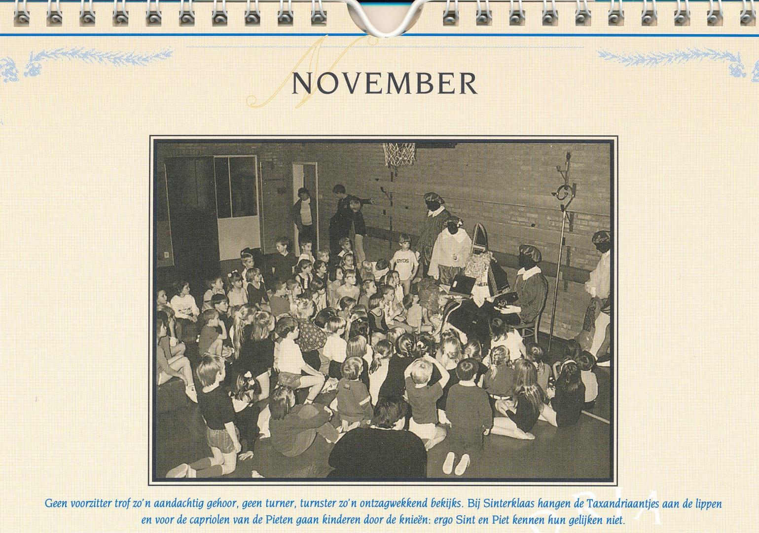 Kalender november 1994