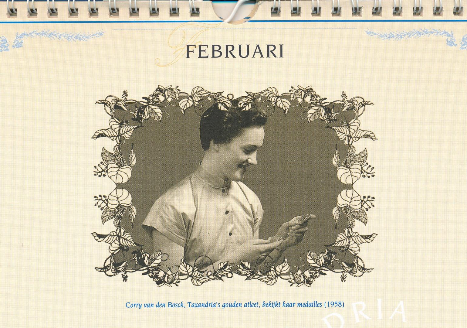 Kalender februari 1994