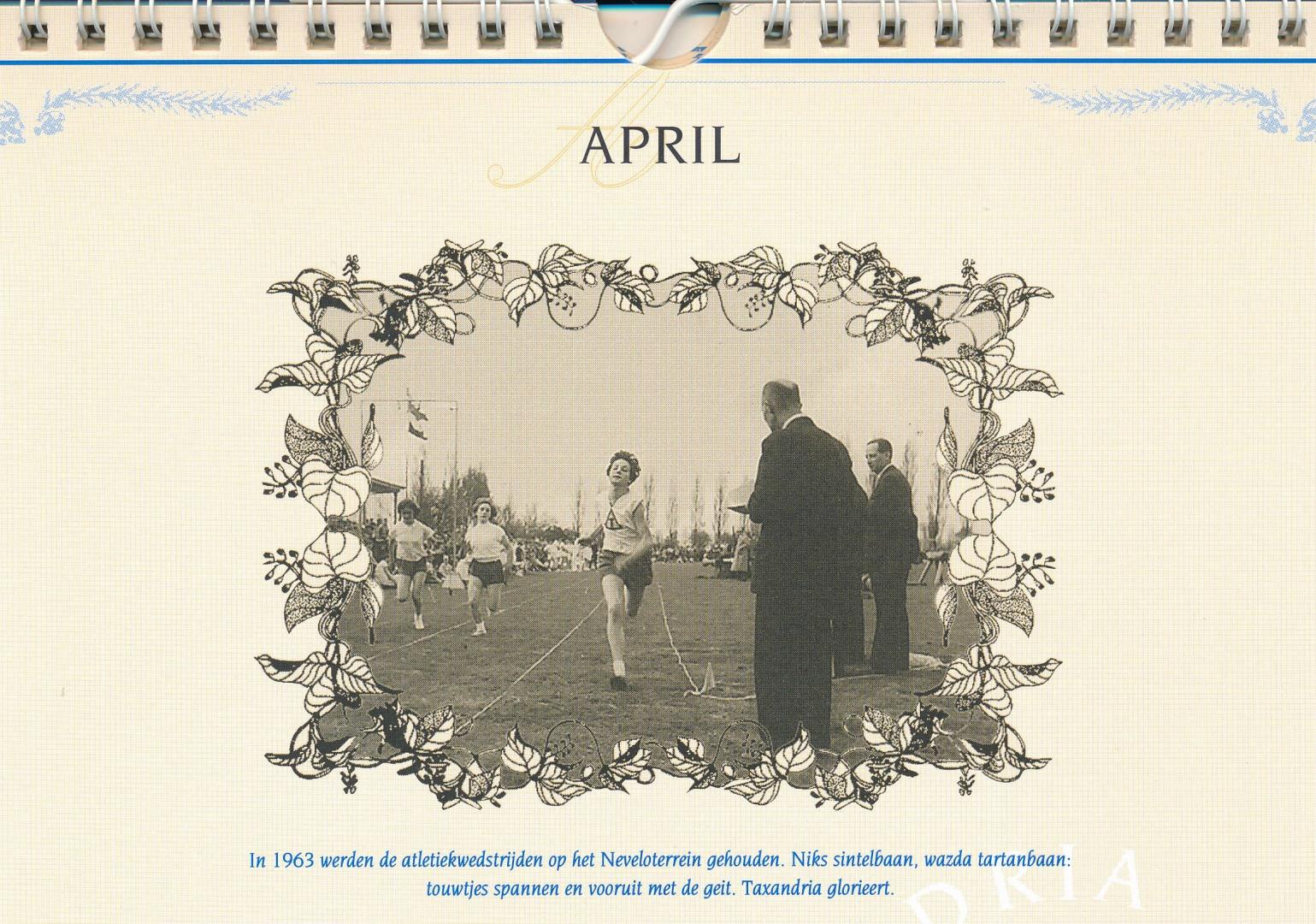 Kalender april 1994