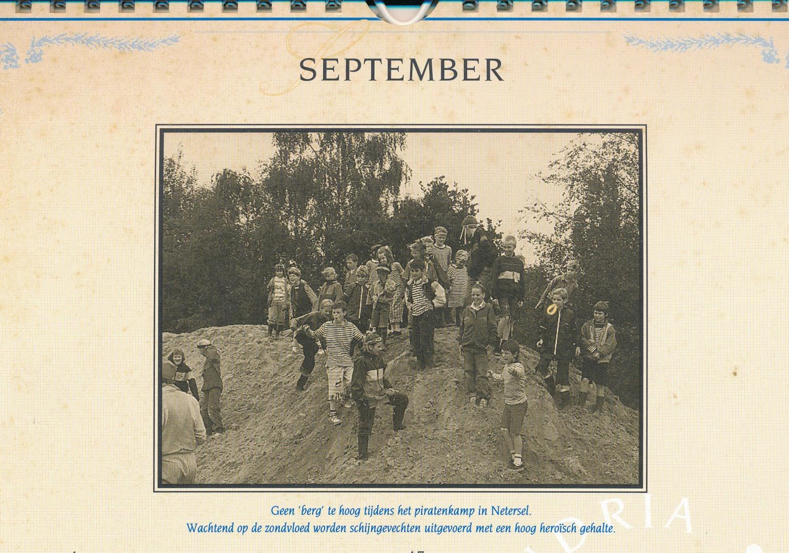 Kalender september 1994