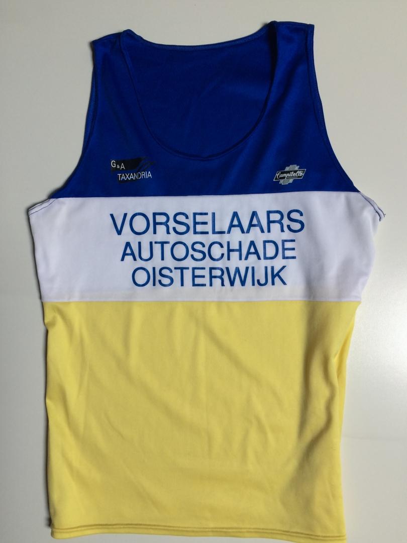 Clubkleding 1994 -2001 shirt