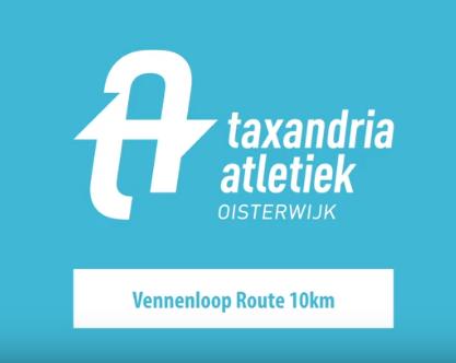 Parcours Vennenloop 10 km